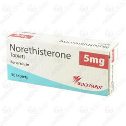 Norethisterone 5mg x 30